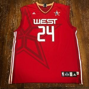 Kobe Bryant 2010 All-Star Jersey